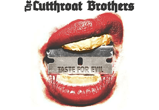 Cutthroat Brothers - Taste For Evil (LP+MP3) - (LP + Download)