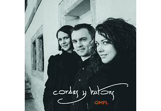 Cordes Y Butons - Gimpl - (CD)