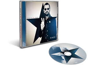 Ringo Starr - What's My Name - (CD)
