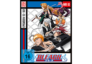 005 - BLEACH BOX - (Blu-ray)