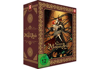 001 - THE ANCIENT MAGUS BRIDE (LTD/+SCHUBER) - (DVD)