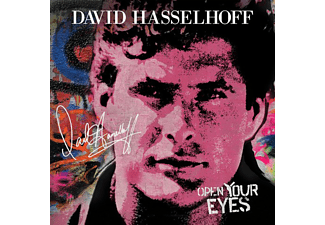 David Hasselhoff - Open Your Eyes - (CD)