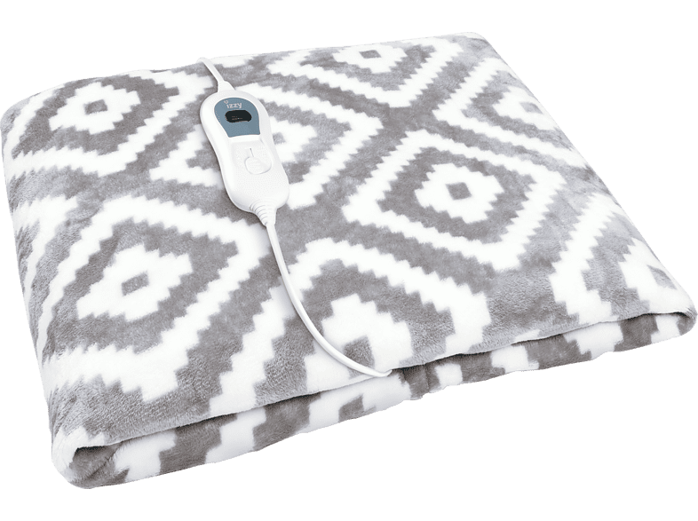 IZZY Fleece Ethnic Grey