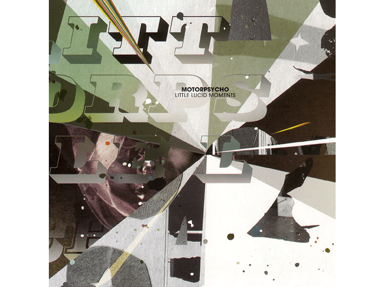 Motorpsycho - Little Lucid Moments [CD]