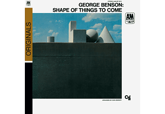 George Benson - The Shape Of Things To Come CD