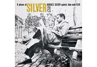 Horace Silver - SIX PIECES OF SILVER (+ 3 BONUS TRACKS) - (CD)