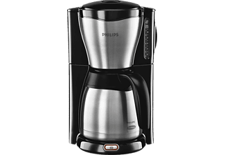PHILIPS HD7546/20 Gaia Therm, Kaffeemaschine, Schwarz