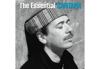 CD - Carlos Santana, The Essential