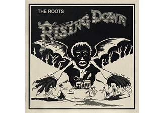The Roots Rising Down HipHop CD