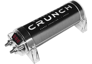 CRUNCH CR 1000, Kondensator