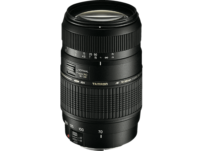 TAMRON A17C AF Di LD Telezoom für Canon EF, 70 mm - 300 mm, f/4-5.6