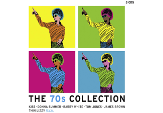 VARIOUS - The 70s Collection - (CD)