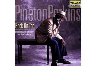 Pinetop Perkins - Back On Top - (CD)