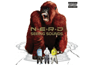 N.E.R.D - Seeing Sounds CD