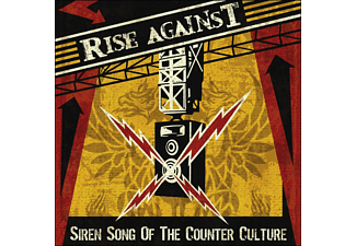 Rise Against Siren Song Of The Counter Culture Rock CD