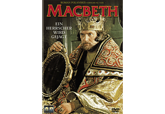 Macbeth (Roman Polanski) - (DVD)