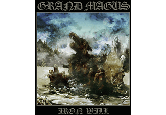 Grand Magus - Iron Will - (CD)