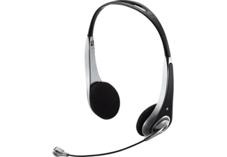 TRUST InSonic Chat Headset Black 15481