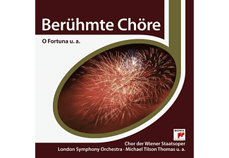 No Information Available - Esprit/Berühmte Chöre - (CD)