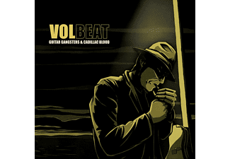 Volbeat GUITAR GANGSTERS & CADILLAC BLOOD Rock CD