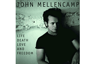 John Mellencamp - Life, Death, Love And Freedom [CD + DVD Video]