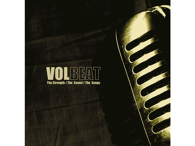 Volbeat - The Strength, The Sound, The Songs [CD]